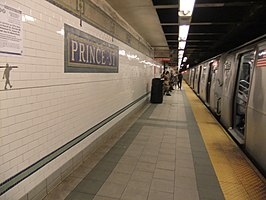 Prince Street (BMT Broadway Line)
