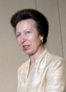 The Princess Royal, 11 July 2007