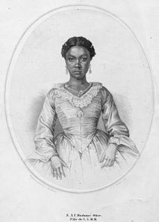 Haitian princess