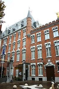 Prinsenhof, grafelijke residentie (4) - Prinsenhof 8 - Brugge - 29612.JPG