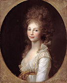 Friederike von Mecklenburg-Strelitz -  Bild