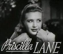 priscilla lane imdb