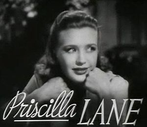 Four Daughters - Image: Priscilla Lane in Four Daughters trailer
