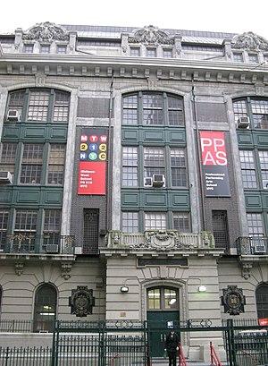Professional Performing Arts School - Image: Professional peforming arts