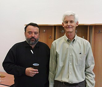 Stephen Cook - Image: Profs cook and krajicek