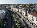 Prospect Shevchenka, Lviv (panorama).JPG