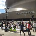 Protest at the Superdome March 2016.jpg