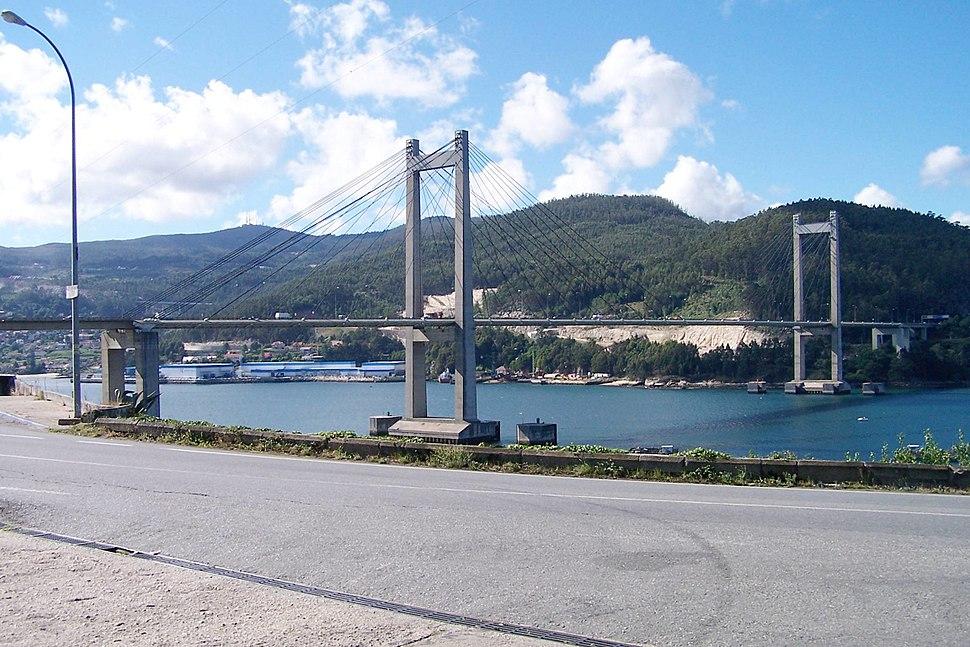 Puente de Rande Pontevedra España