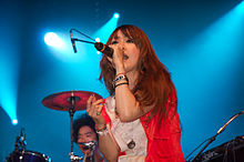 Puffy AmiYumi 20090704 Japan Expo 01.jpg