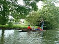 Punting down Cherwell river - geograph.org.uk - 756690.jpg