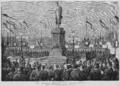 Pushkin monument opening 1880.png