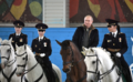 Putin congratulated the officers of the Moscow mounted police 06.png
