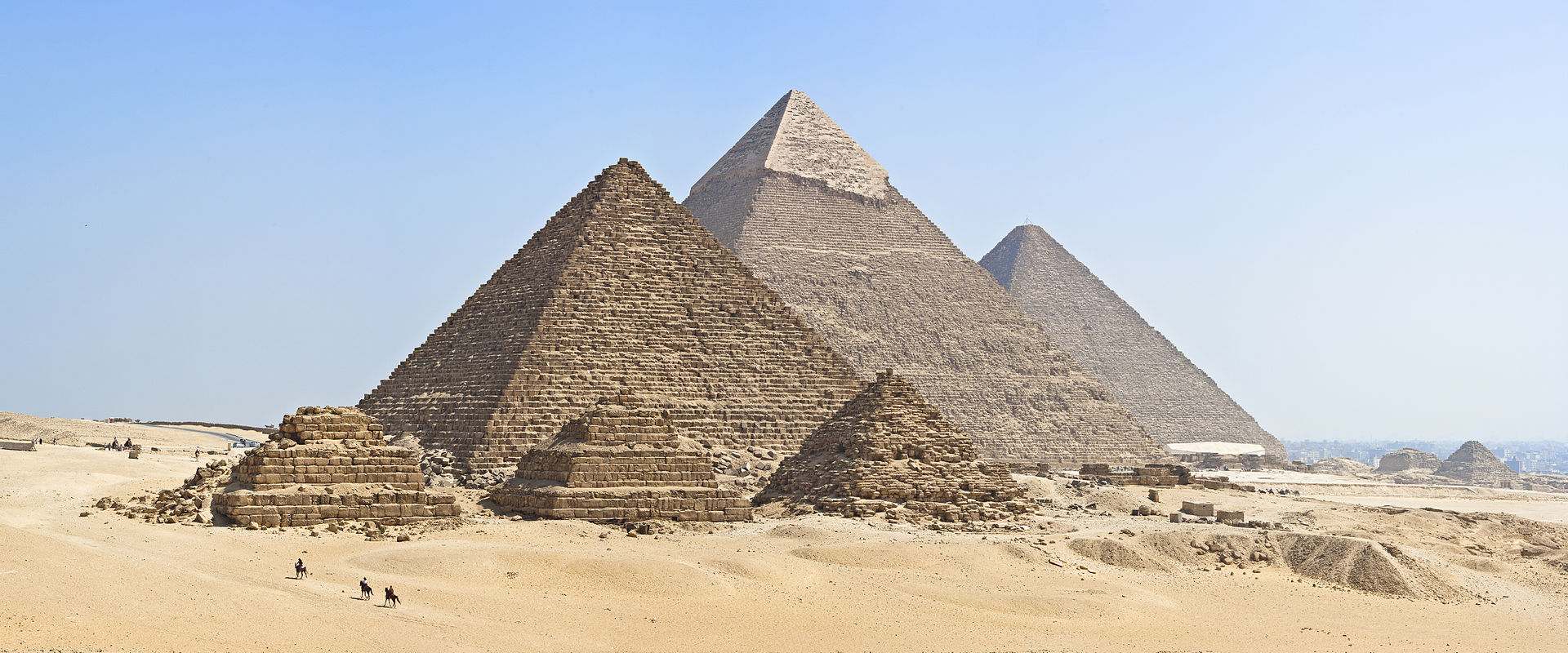 Pyramids of the Giza Necropolis.jpg