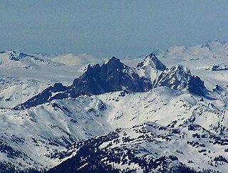 Mount Cayley massif