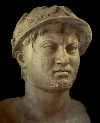 English: Pyrrhus of Epirus. Museo Archeologico...