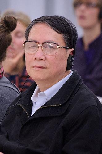Qin Hui (historian) - Qin Hui (2011)