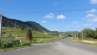 Transport in New Caledonia - Provincial road RP 20