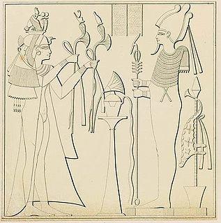 ancient Egyptian queen consort