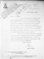 Queensland State Archives 2549 Letter to Hon William McCormack MLA Premier of Queensland from Hon J Huxham Agent General for Queensland regarding Bert Hinklers aeroplane flight from London to Bundaberg 1928.png