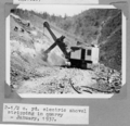 Queensland State Archives 4607 212 cyd electric shovel stripping in quarry Somerset Dam January 1937.png