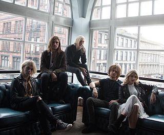 R5 (band) American pop-rock band