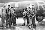 RAF Chelveston - 305th Bombardment Group - Paris Raid.jpg