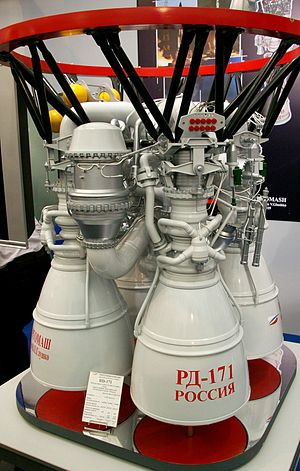 RD-170 - RD-171 model