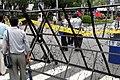ROC police barricade.JPG