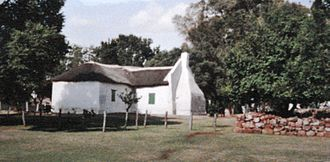 Pionier Museum - The 1848 House