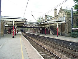 Railway Station. (facing south) - geograph.org.uk - 414797.jpg
