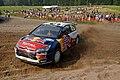 Rally Finland 2010 - shakedown - Dani Sordo 3.jpg