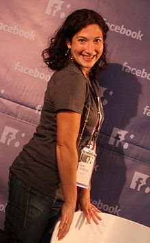 Description de l'image  Randi Zuckerberg f808.jpg.