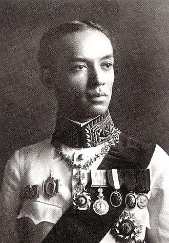 Rangsit Prayurasakdi - HRH Prince of Chainat