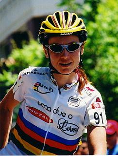 Rasa Polikevičiūtė Lithuanian cyclist
