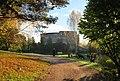 Raseborg castle. Замок Расеборг (осн. в XIV в.) - panoramio.jpg