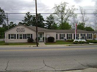 Ray City, Georgia - Ray City Municipal Building