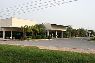 U-Tapao International Airport - U-Taphao Airport Terminal