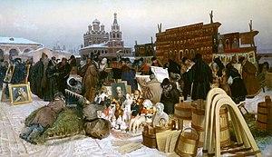 Staraya Square - Image: Razval (Evgraf Sorokin)