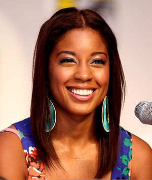 Reagan Gomez-Preston - Gomez-Preston at the 2010 Comic-Con in San Diego, California.