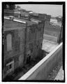 Rear view, southwest - City Barber Shop, 200 Block of Clinton Street, Hickman, Fulton County, KY HABS KY-283-2.tif