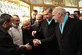 Recep Tayyip Erdoğan and George Papandreou, Erzurum January 2011 13.jpg