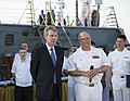 Reception with Ambassador Pyatt Aboard USS ROSS, July 24, 2016 (27968038053).jpg