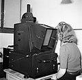 Recordak, een lezer van microfilms, Bestanddeelnr 254-2222.jpg