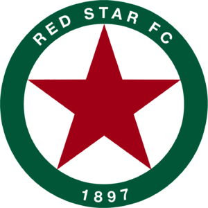 Red Star F.C. - Image: Red Star FC Badge