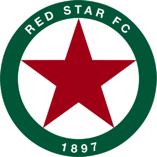 Red Star F.C. association football club in France
