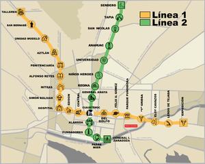 Схемы метро.  Главная.  Метрополитены Северной Америки.