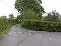 Redundant youth hostel road sign near Blaencaron. - geograph.org.uk - 463719.jpg