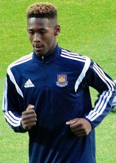 Reece Oxford English footballer