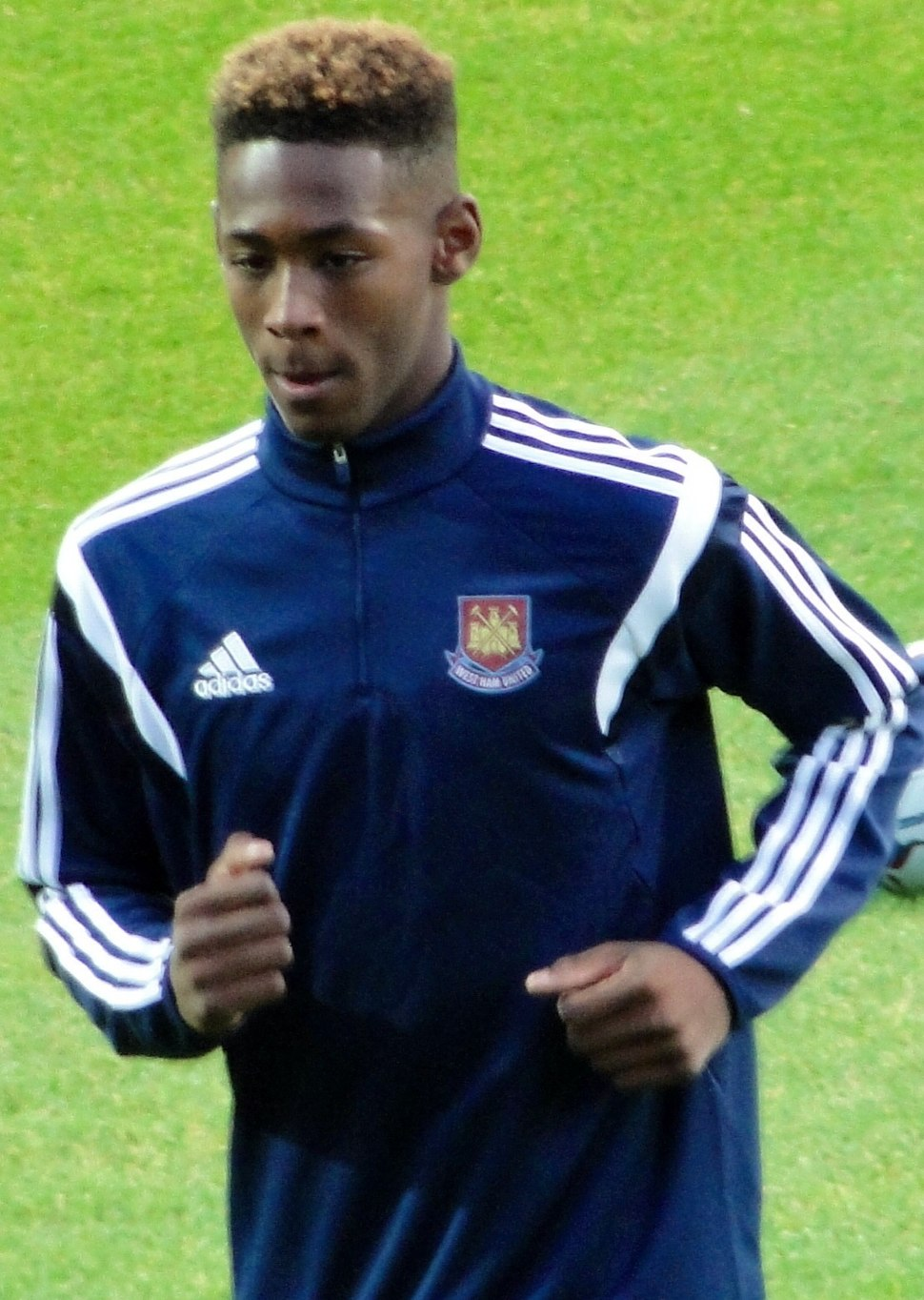 Reece Oxford West Ham August 2014