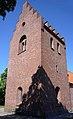 Reerslev Kirke Roskilde Denmark belfry.jpg